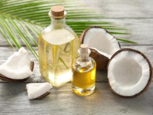 домашна маска с кокосово масло