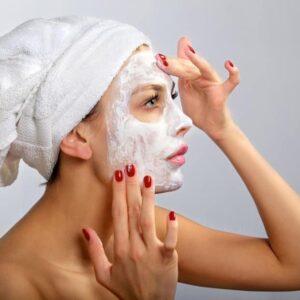 домашни маски за лице против бръчки